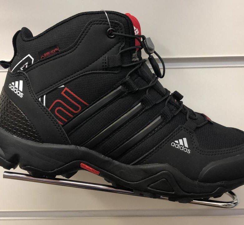 Ботинки Adidas 41-46 – купить в Москве, цена 2 500 руб., дата размещения   09.01.2019 – Обувь 423623575cb
