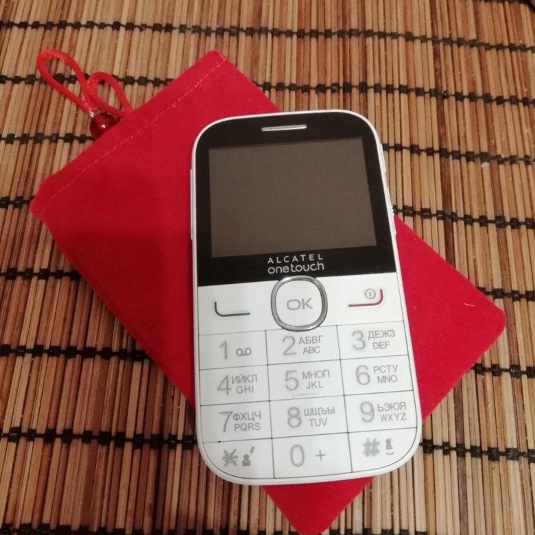 карта телефон с тревожной кнопкой алкатель фото для септика