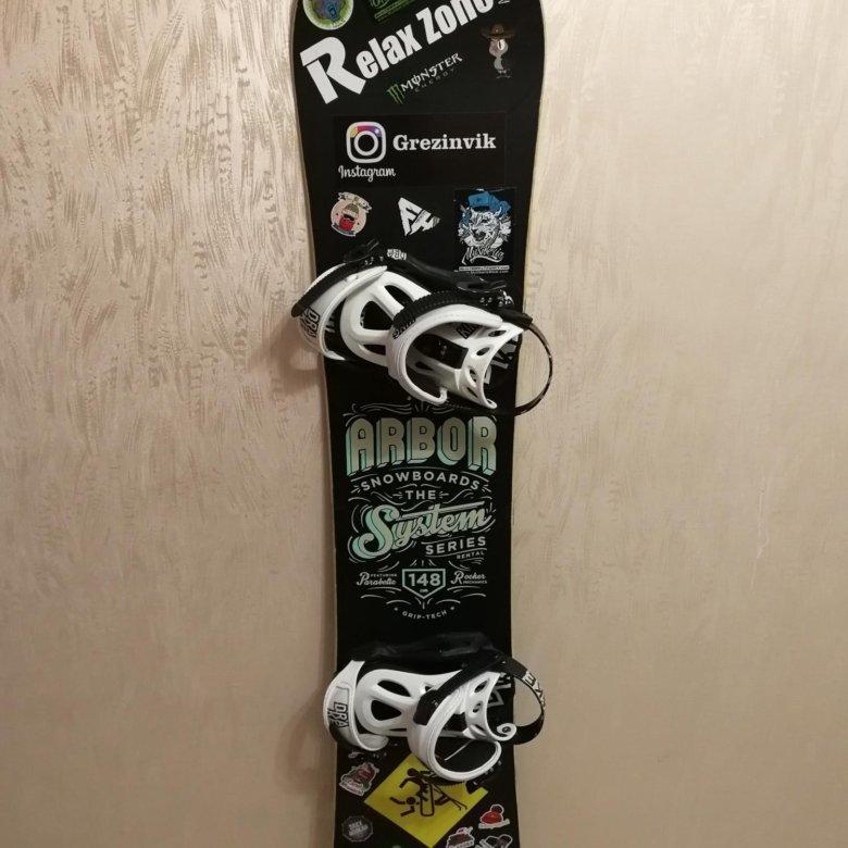 Сноуборд Arbor + крепления Drake King – купить в Омске, цена 12 000 руб.,  продано 17 октября 2018 – Зимние виды спорта b84cfe9493c