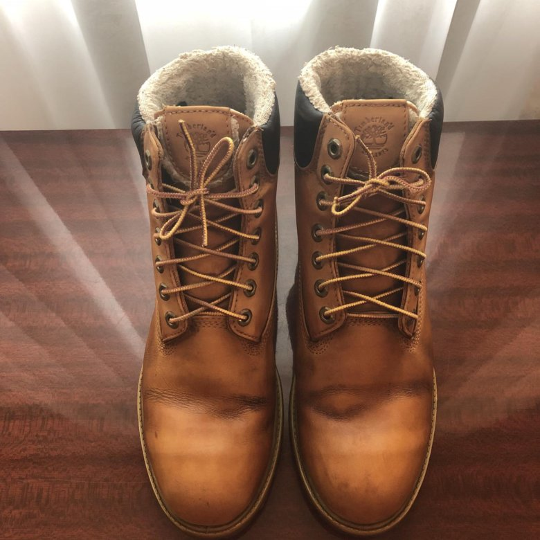 52b77e83 Ботинки Timberland 6 Inch Warm Lined Boot – купить в Москве, цена 3 800  руб., продано 23 октября 2018 – Обувь