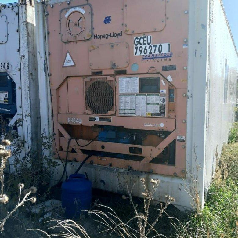 техобслуживание рефрижераторных контейнеров