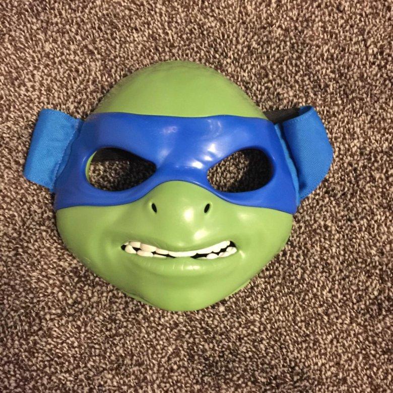 картинка маски черепашки творожная