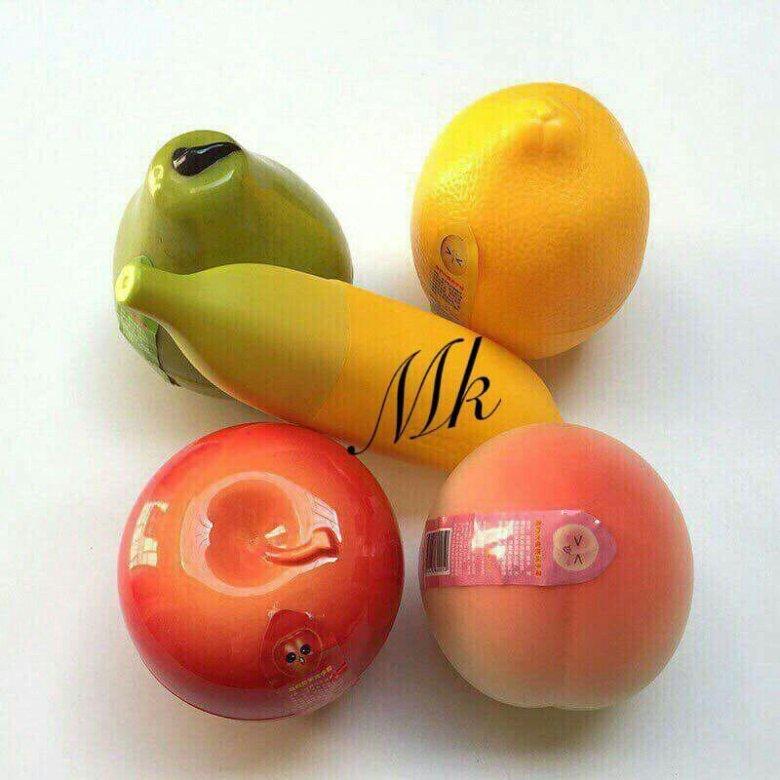 косметика в виде фруктов купить