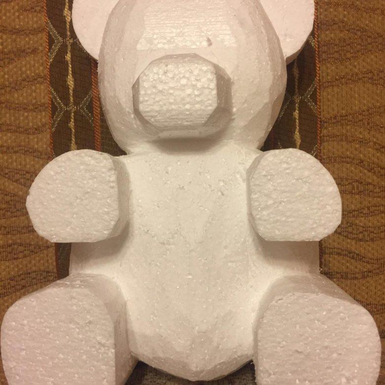 Картинки медвежонок как делать