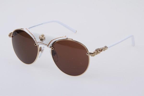 036e98611656 Солнцезащитные очки Chrome Hearts Bubba wHiTe – купить в Москве ...