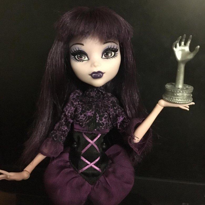 кукла монстер хай элизабет биография притягательные красотки