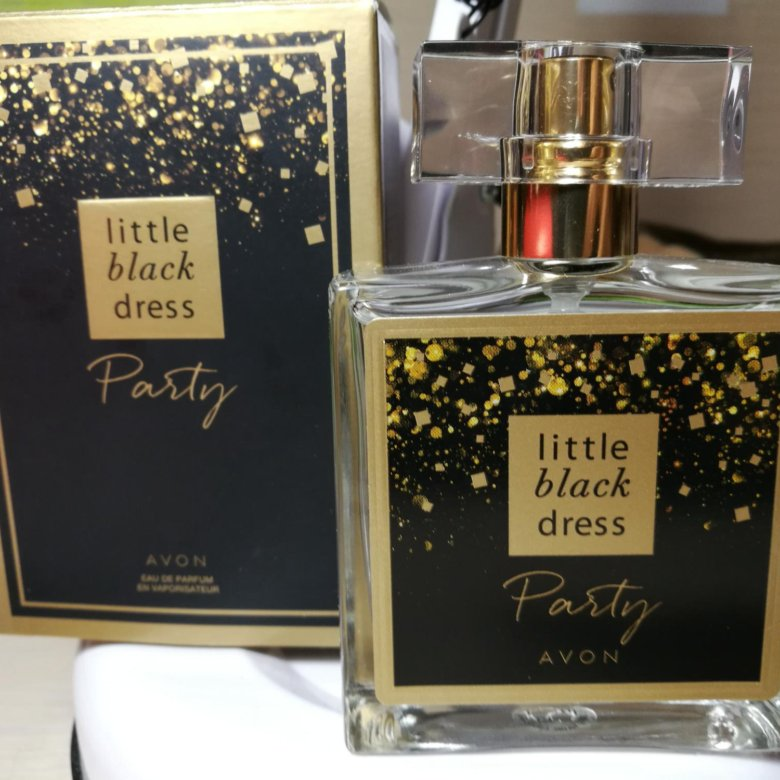 Little black dress party avon отзывы где купить корейскую косметику на пхукете