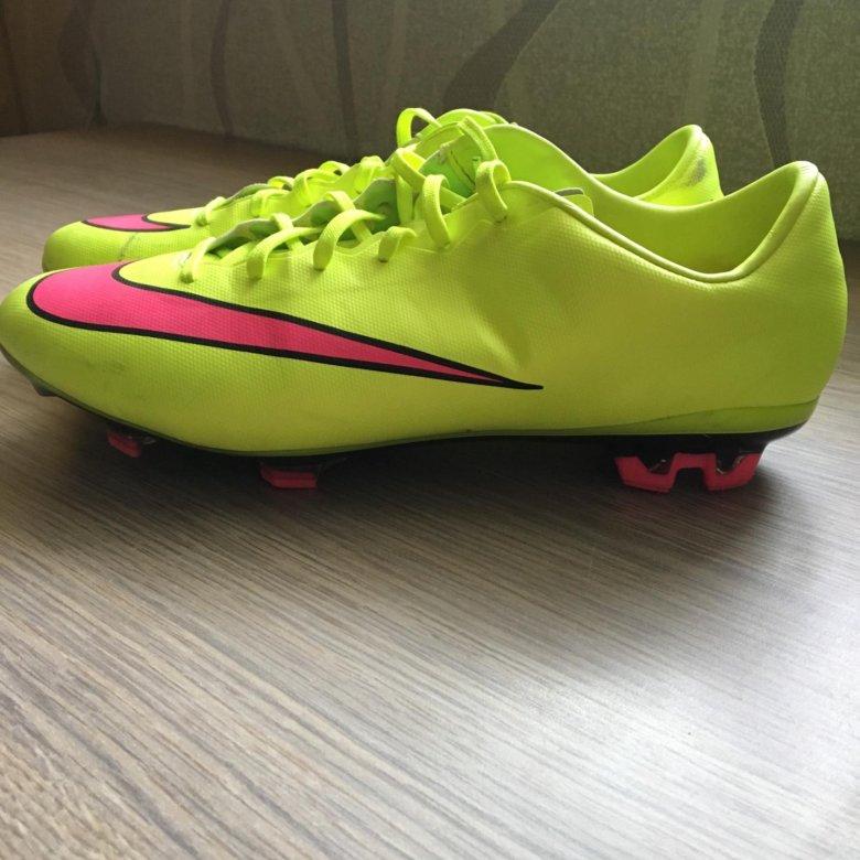 Бутсы Nike MERCURIAL – купить в Новосибирске 5aa4aa04e478b