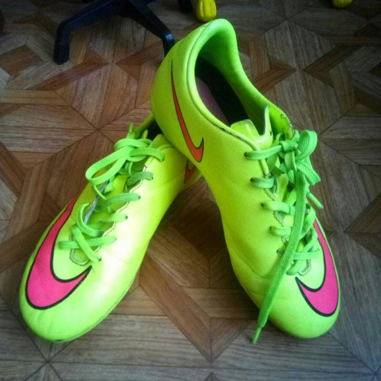 Бутсы Nike – купить в Новосибирске 80796b3ad63a1