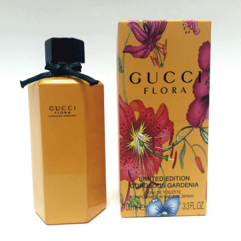 gucci flora gorgeous gardenia limited edition 2018 купить