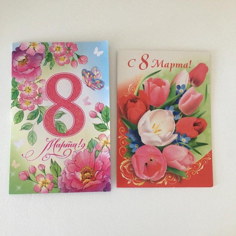 8 марта заготовки для открыток