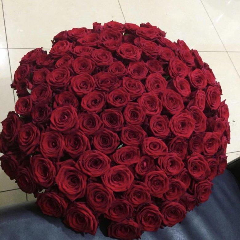 Цветов, красивый букет 1001 розы фото