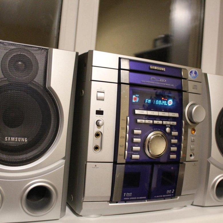Samsung MAX-L45 Музыкальный центр САМСУНГ – купить в Красноярске, цена 3  950 руб., продано 27 ноября 2018 – Музыкальные центры и магнитолы ad79c49d2c7