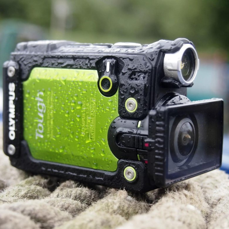 лучший фотоаппарат для экстрима тесты январе