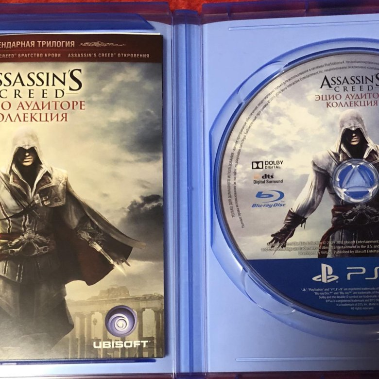 assassins creed ezio ps4 - 780×780