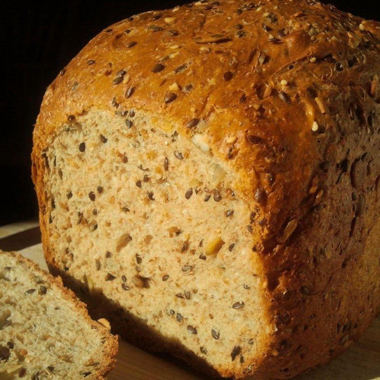 Хлеб домашний для похудения