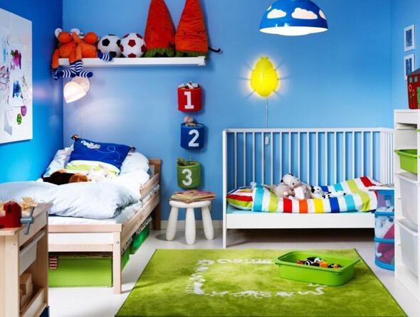Ikea Matras Junior : Кровать детская Икеа с матрасом u2013 купить в Омске цена 3 000 руб