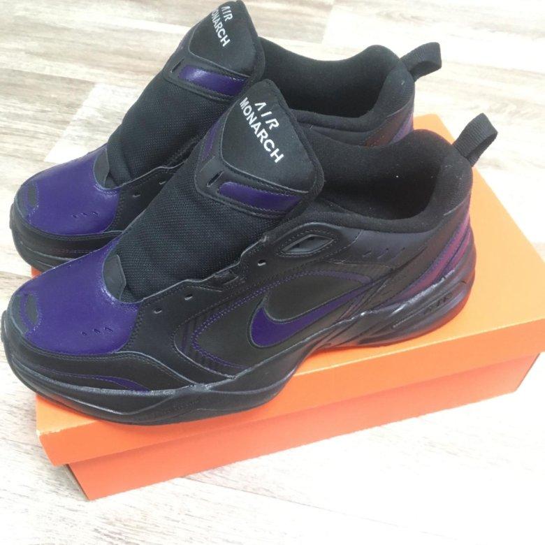 2d311533 Nike Air Monarch IV Custom 12,5 US – купить в Москве, цена 4 500 руб.,  продано 17 февраля – Обувь