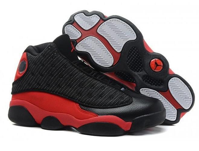 Кроссовки Nike Air Jordan черные с красным – купить в Москве, цена 4 ... 8099c7e42ce