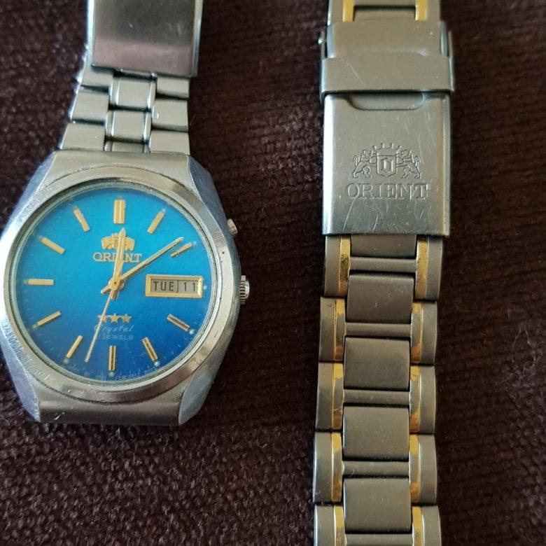 Б у часы ориент продам часов их фирма стоимость ракета