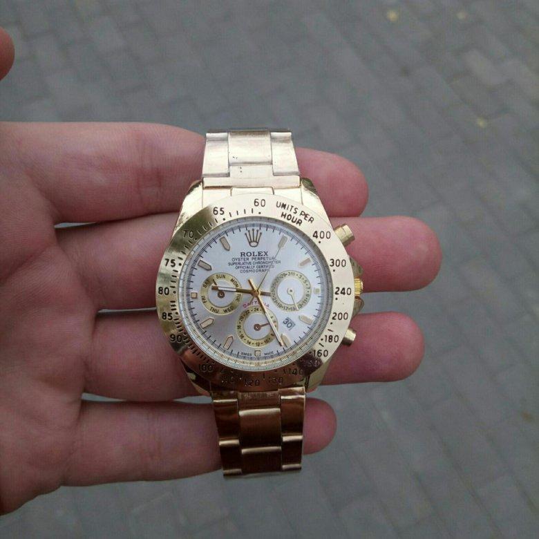 Часы rolex четкая реплика 7600 руб купить