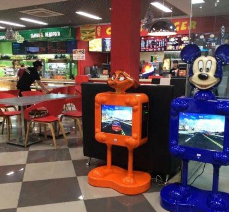 прокат детские автоматы ижевск игровые