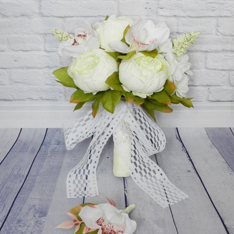 Букеты невесты пенза