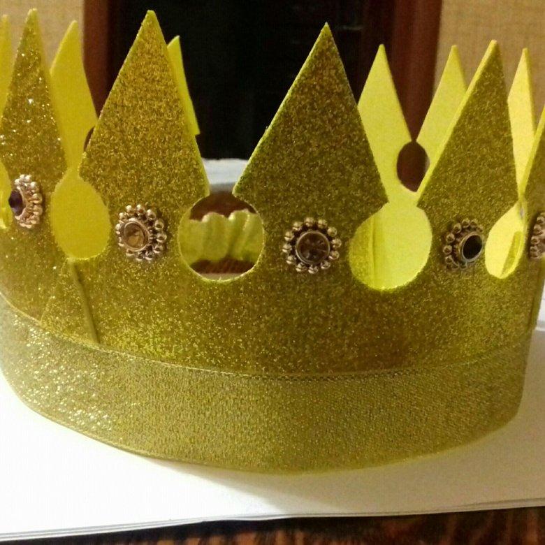 тех, корона царя фото своими руками способны мгновенно