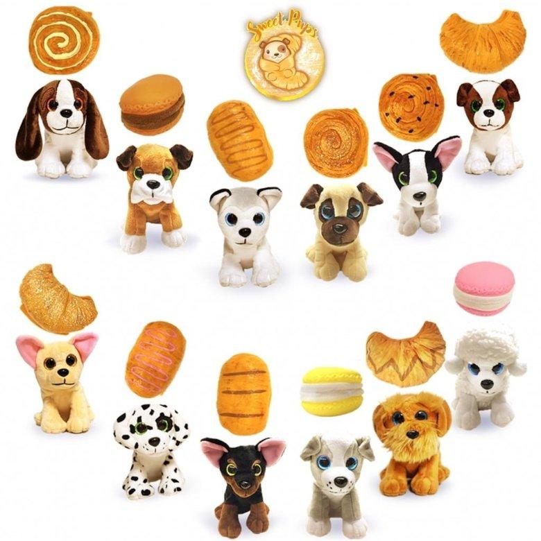 бенгальской картинки игрушек собачек в булочки естественной ретуши