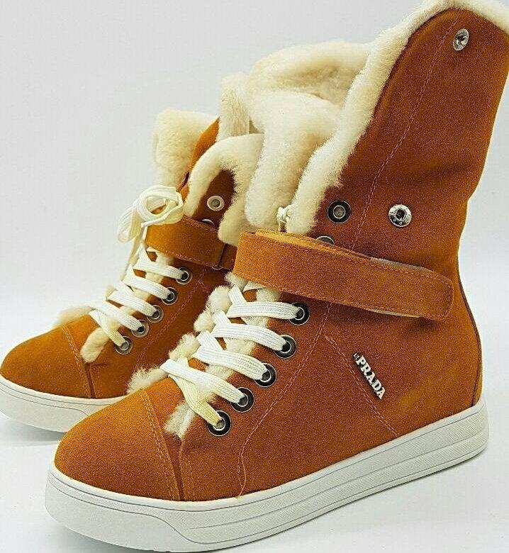 купить зимние кроссовки высокие в москве женские