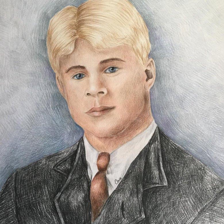 Есенин портреты картинки развала союза