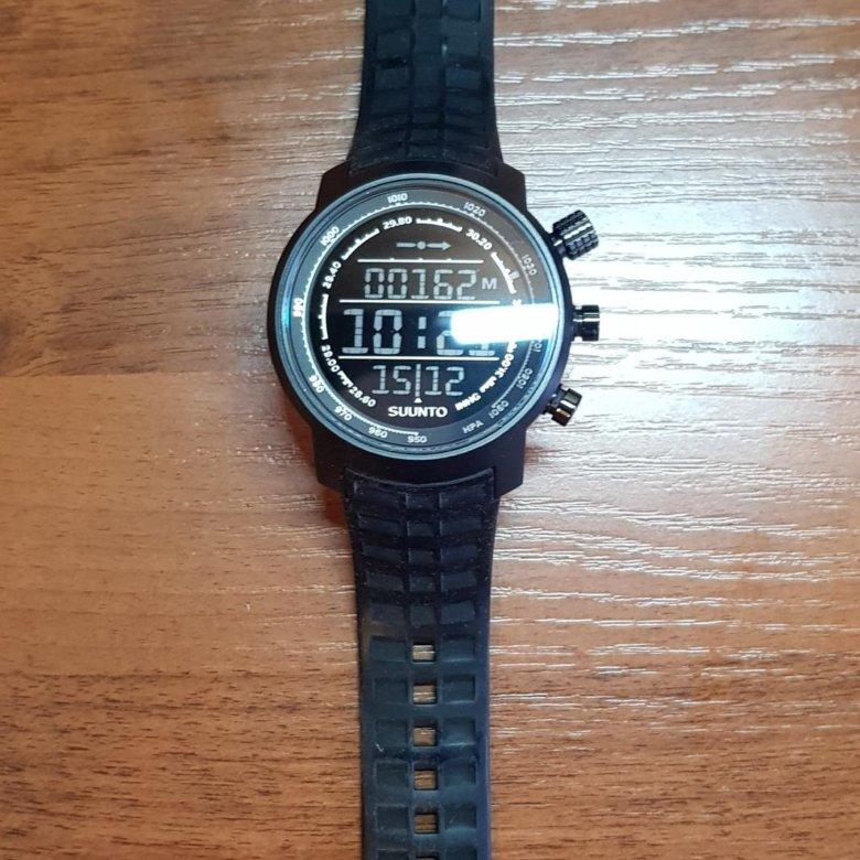 034b72d9 Suunto elementum terra – купить в Москве, цена 10 500 руб., продано 24  декабря 2018 – Умные часы и браслеты