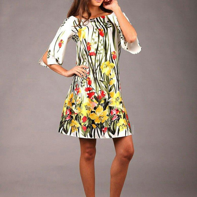 Платье с купоном фото
