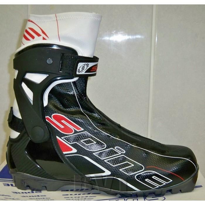 6e2d4fbb Ботинки spine Concept Skate 296 (NNN) 45 – купить в Москве, цена 4 ...