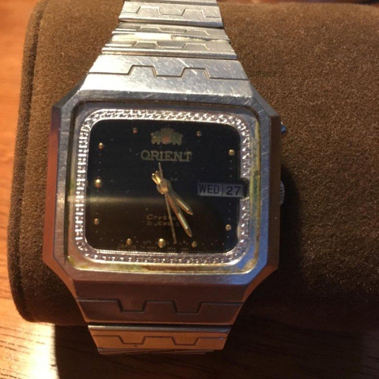 Ориент кристал часы продать swatch дорогие часы