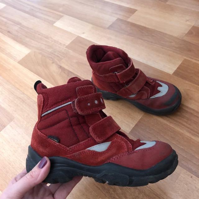 bcd4ff8d3 Экко Зимние ботинки, р.31 – купить в Томске, цена 800 руб., дата ...
