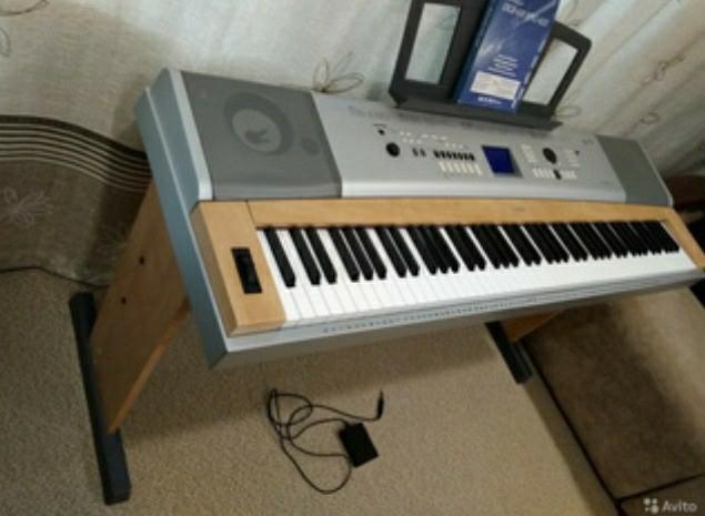 Цифровое пианино Yamaha DGX-630 – купить в Москве, цена 22