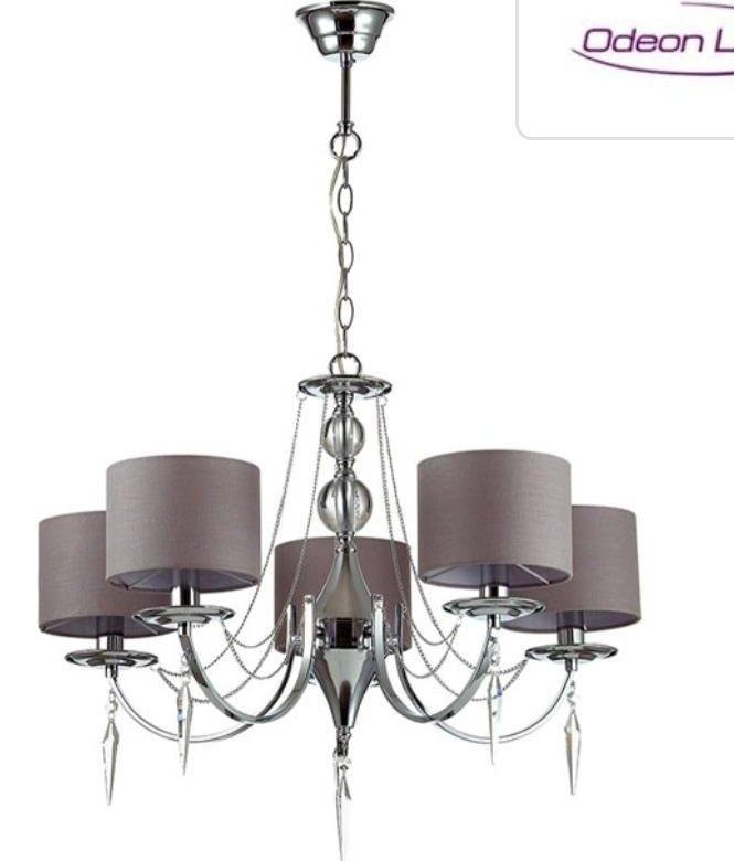 <b>Подвесная люстра odeon light</b> ofelia 3210/5 – купить в Реутове ...