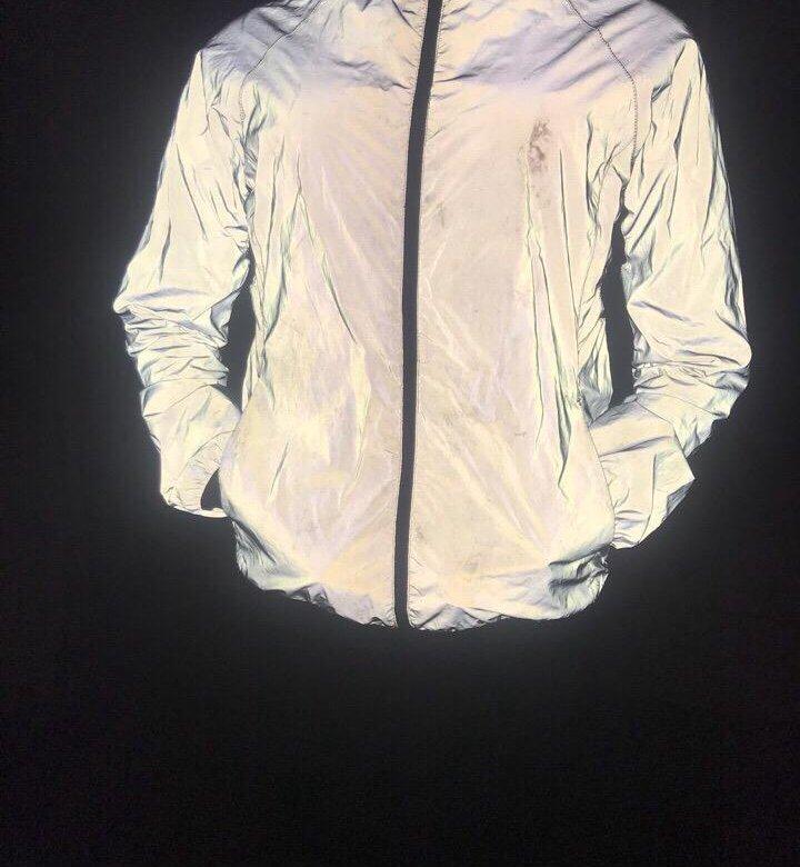 904de11f Рефлективная светоотражающая ветровка – купить в Перми, цена 500 руб.,  продано 1 марта – Верхняя одежда