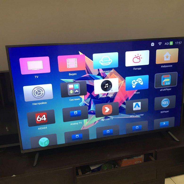 Xiaomi tv 4s 55+ Global Rus – купить в Москве, цена 35 000