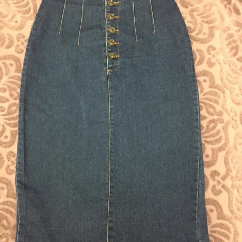 6194488535f Юбка джинсовая – купить в Махачкале