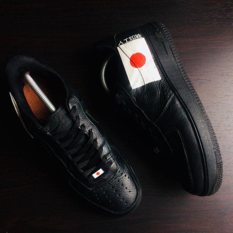 4b38fdcb49d2 Custom Nike AF1 low Japan – купить в Москве, цена 5 000 руб., дата ...