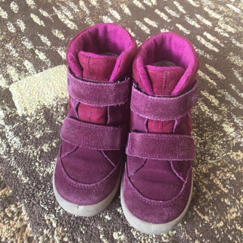 4dbb22d4b Ботинки демисезонные Superfit – купить в Томске, цена 650 руб., продано 14  марта – Обувь