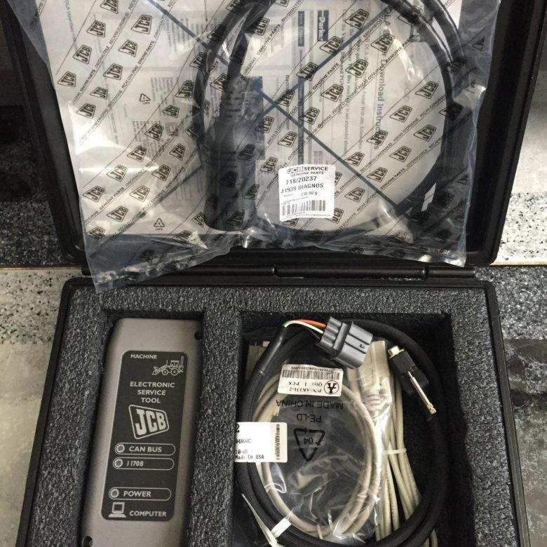 <b>JCB</b> DLA <b>Diagnostic kit</b> оригинал, ServiceMaster 4 – купить в ...