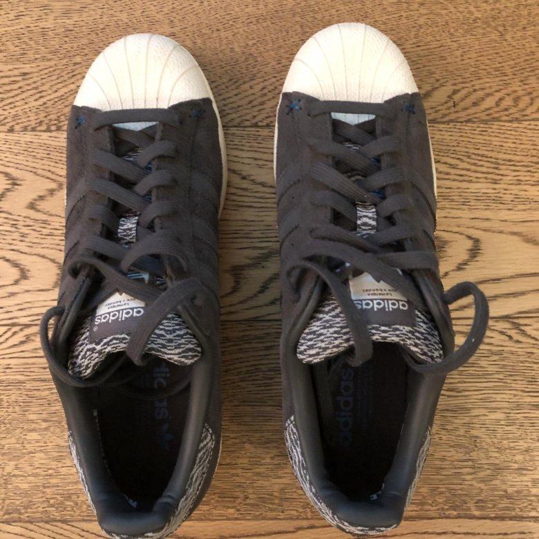 c2f21a23 Новые кроссовки Adidas Superstar 80s – купить в Москве, цена 3 000 руб.,  продано 13 апреля – Обувь