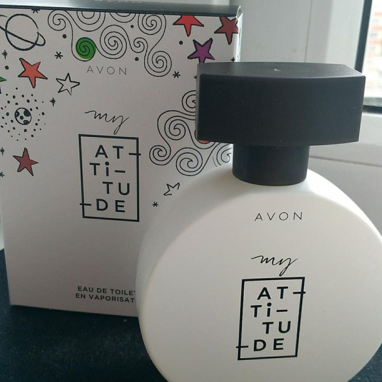 My attitude avon fragrantica новый действующий каталог эйвон