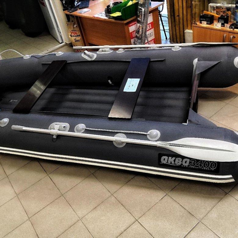 Лодка Аква 3400 НДНД