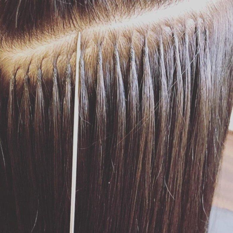 сорта наращивание волос капсулами картинки второй фотке написано