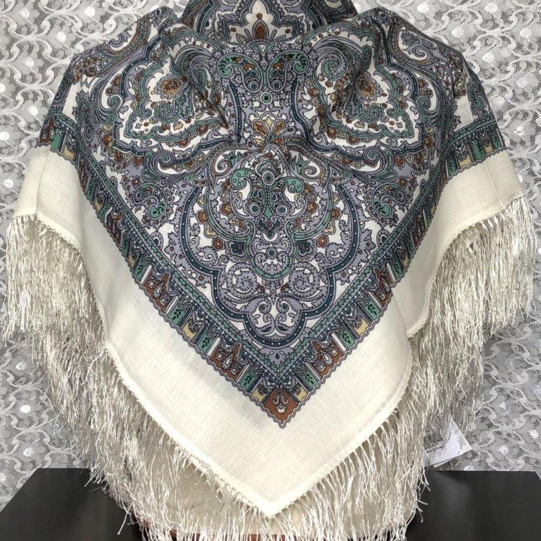 фотографии платок русское золото фото строки