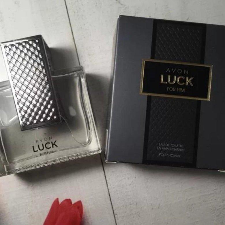 luck духи из эйвона цена мужские